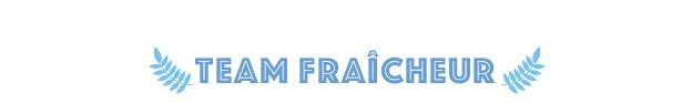 Team Fraîcheur